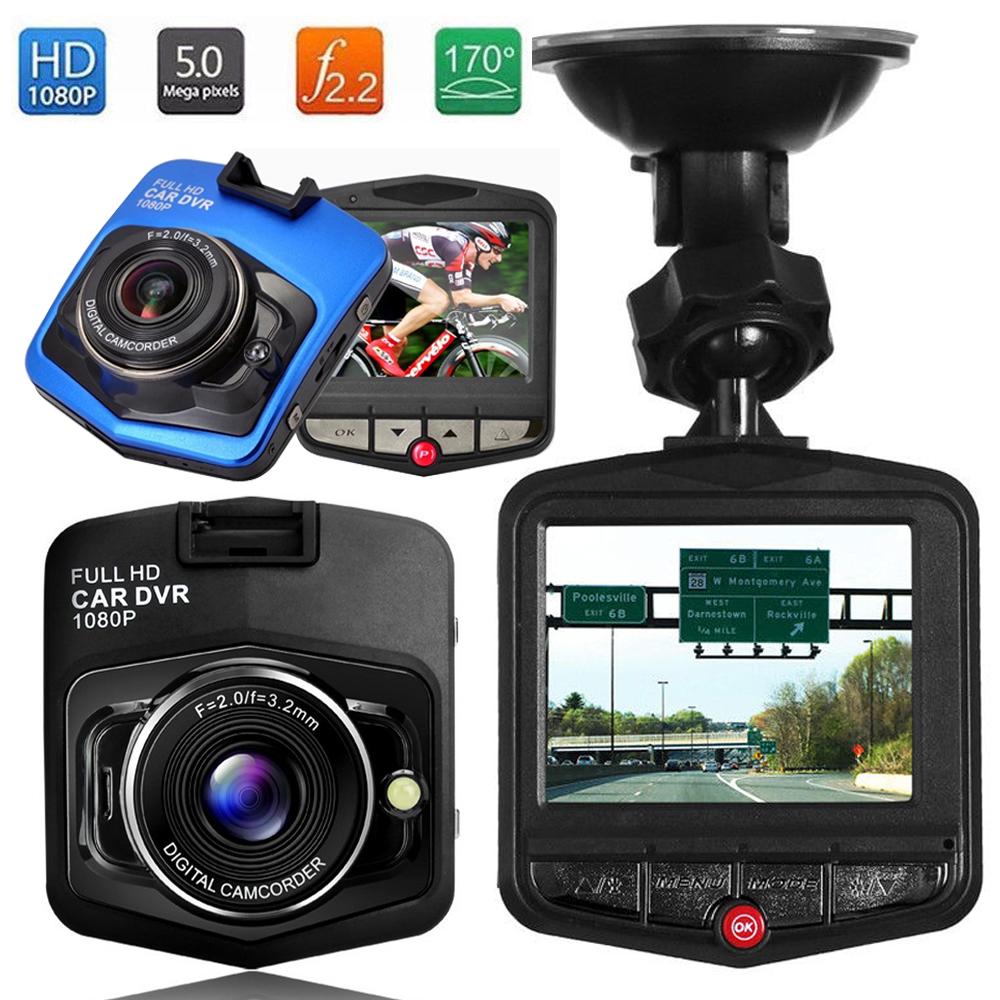 "2.4/"" 1080P Full HD Mini Car DVR Video Dash Cam G-sensor Night Vision Recorder"
