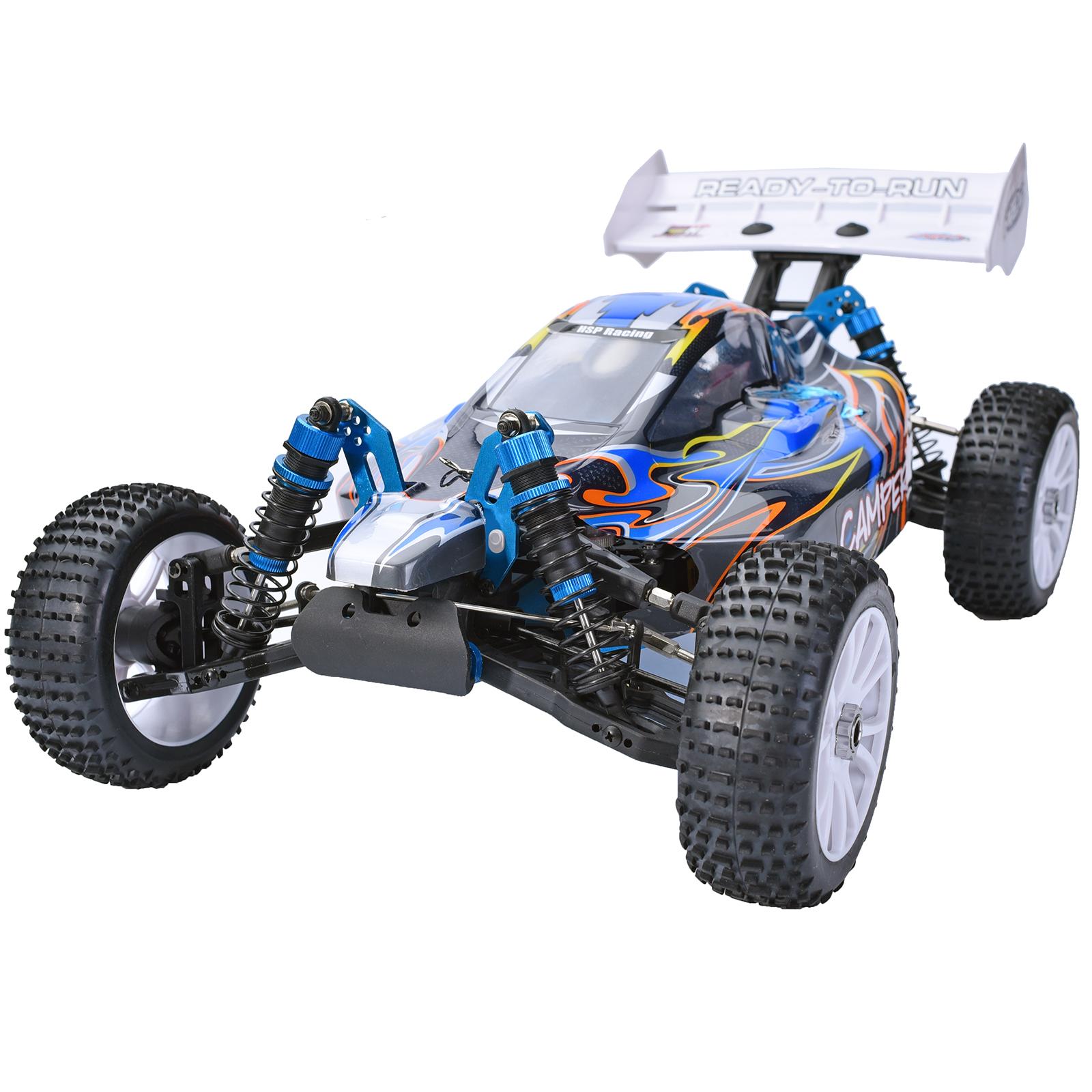 HSP Rc Car 1 8 Scale 4wd Nitro Remote Control Troian f Road Buggy