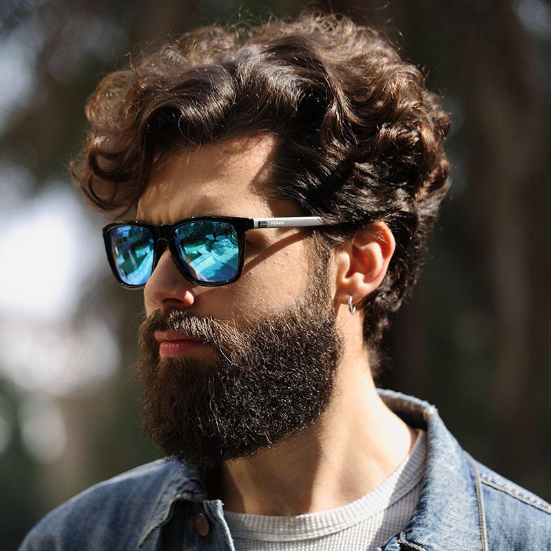 fea8015b59 Product Description. Retro Mens  Ladies Sunglasses Polarized Driving  Aviator Fashion Shades Eyewear. Brand  AORON.