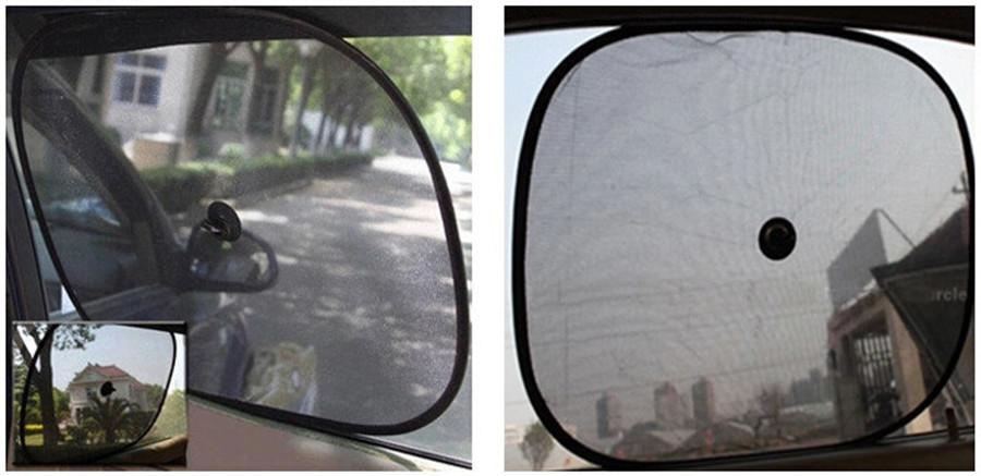 Universal Sonnenschutz Kfz Auto Fenster Frontscheibe