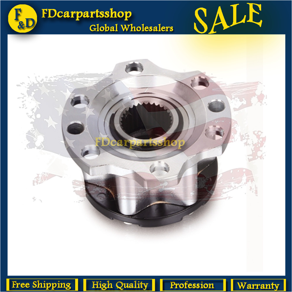 43530-60130 2PC Free Wheel Hubs Fit Toyota Land Cruiser FZJ78//79 HZJ71//78//79