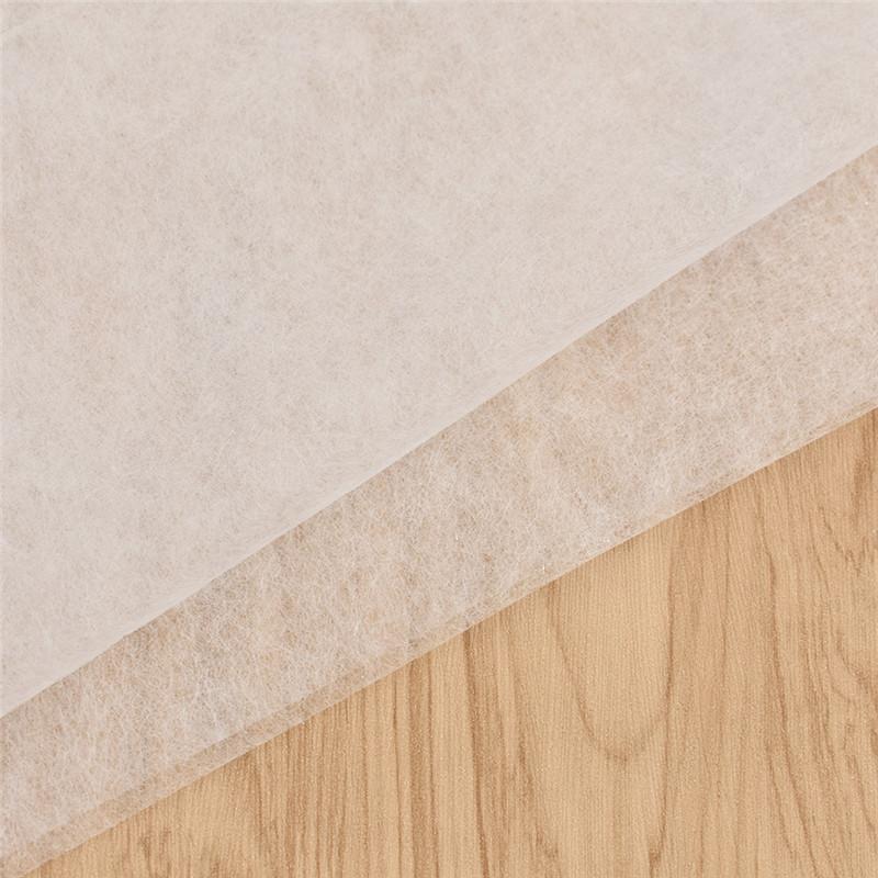 Vliesstoff Meterware DIY Polstervlies Futterstoff Doppelseitig Sebstklebend Weiß