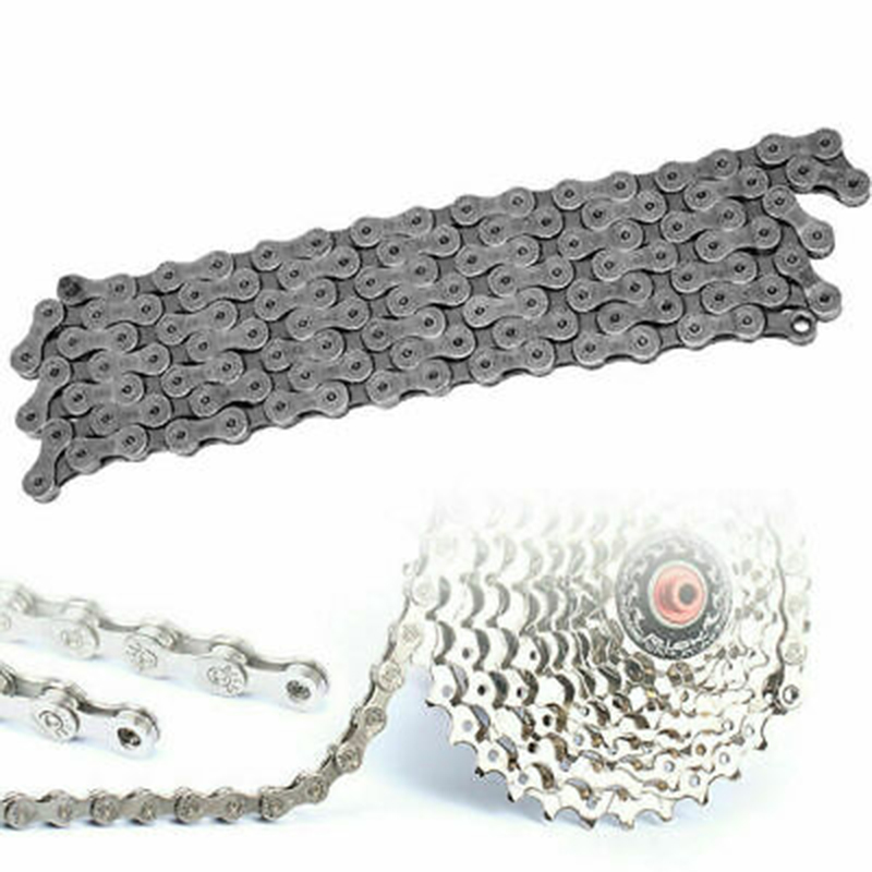 9-Speed 116 HG-73 CN-HG73 Bike Bicycle Chain For Rode Mountain Bike