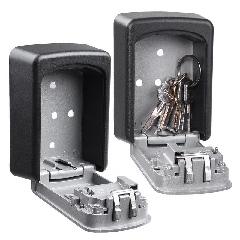 Lock Schl 252 Sselbox Mit Zahlencode Schl 252 Sseltresor Gro 223 E