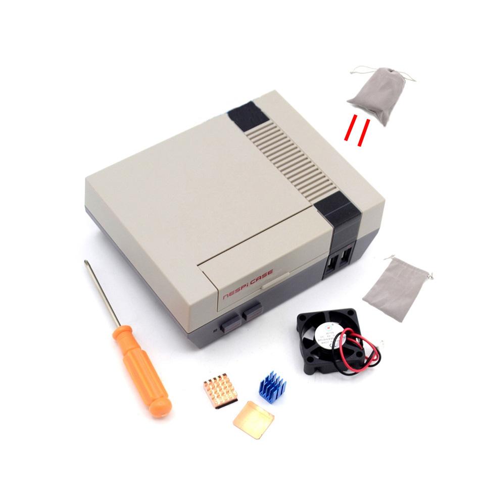 1pcs NESPI CASE package for Raspberry Pi 3  2  B Classic Mini