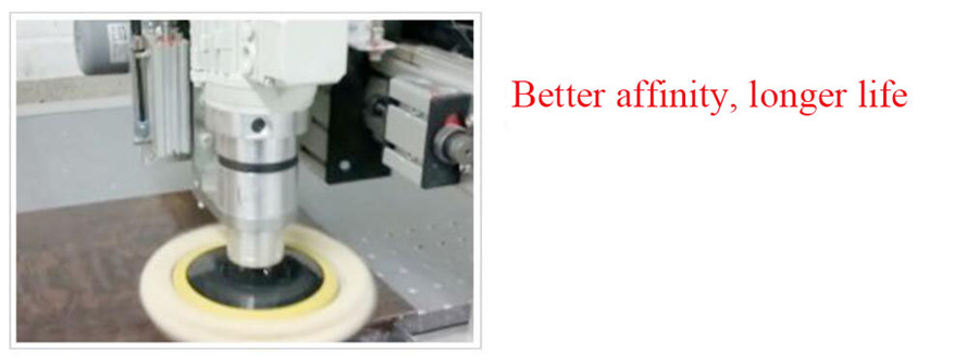 5pc Wool Felt Flap Buffing Polishing Wheel Disc Angle Grinder Polish Accessories