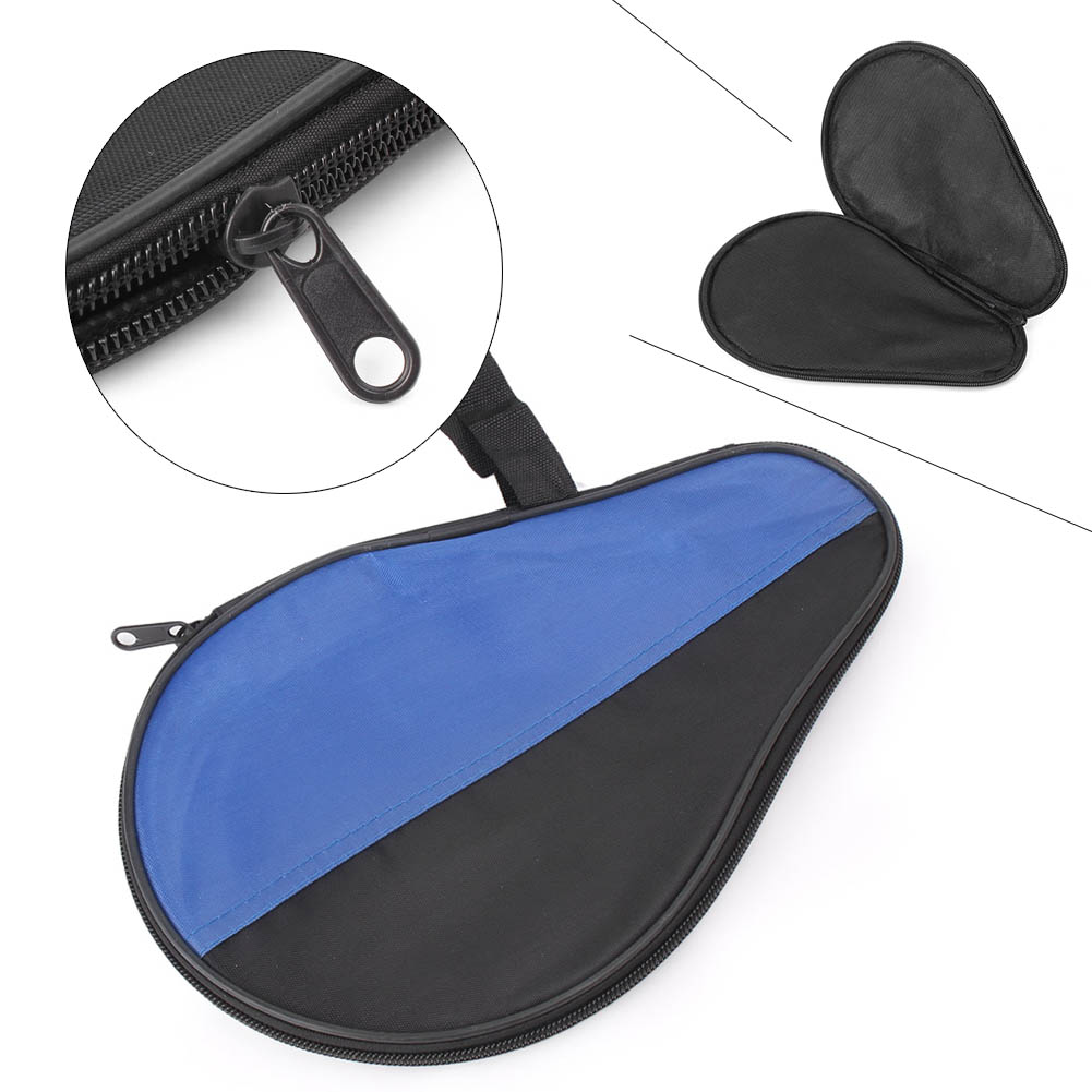 Details About Portable Waterproof Table Tennis Racket Case Bag For Ping Pong Paddle Bat Hot