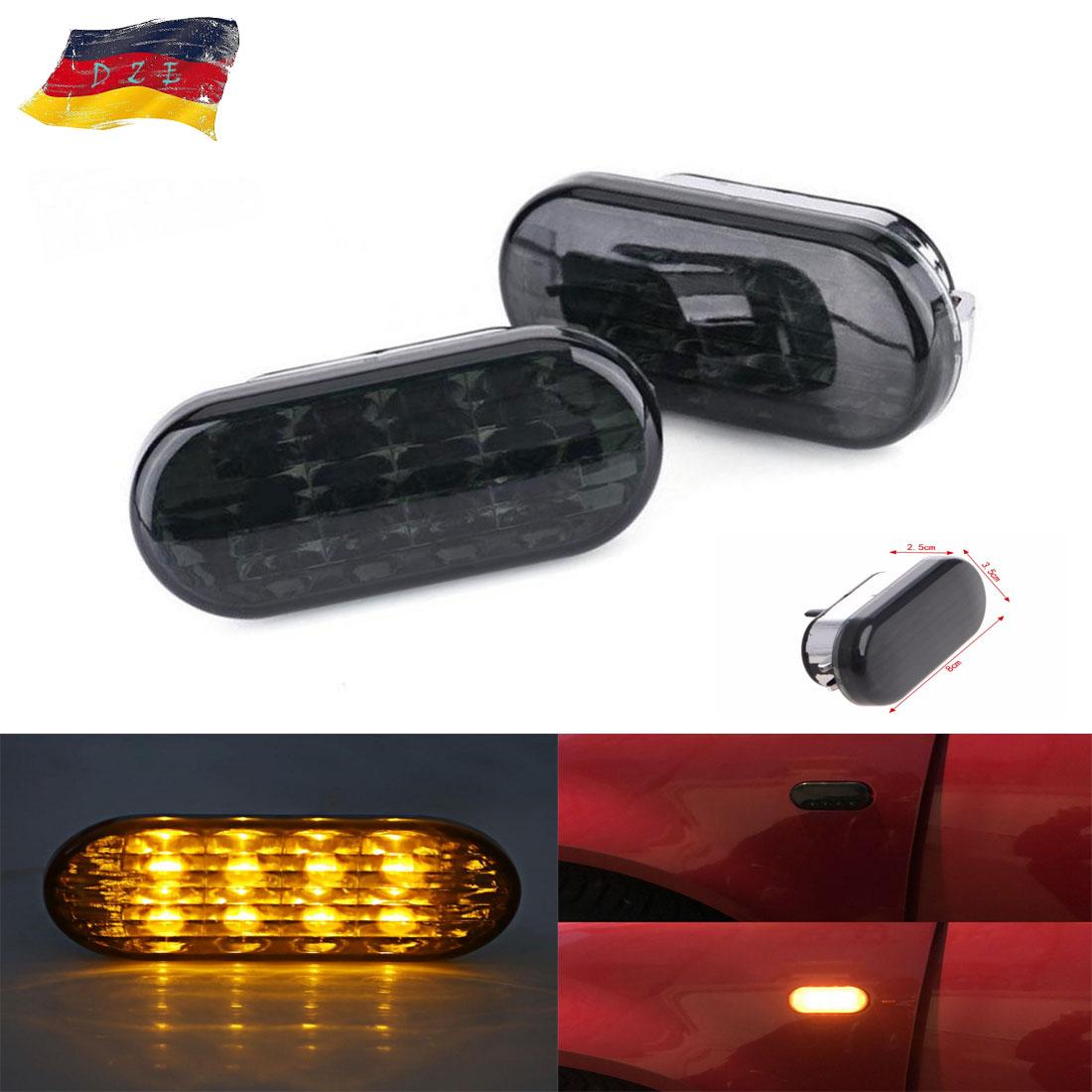 Signalleuchte für Seitenmarkierungsleuchte LED Dynamisch für V-W Seat Passat