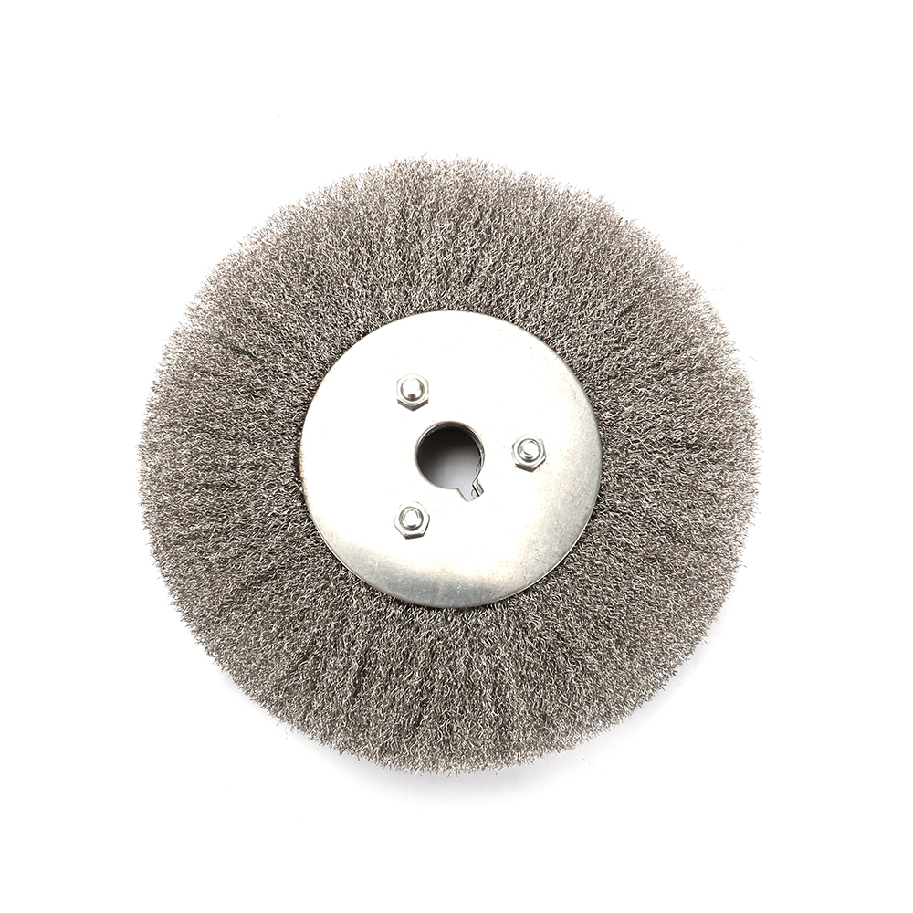 Tremendous Details About 6 Inch 5 8 Arbor Stainless Steel Wire Wheel Brush For Bench Grinder Grinding Caraccident5 Cool Chair Designs And Ideas Caraccident5Info