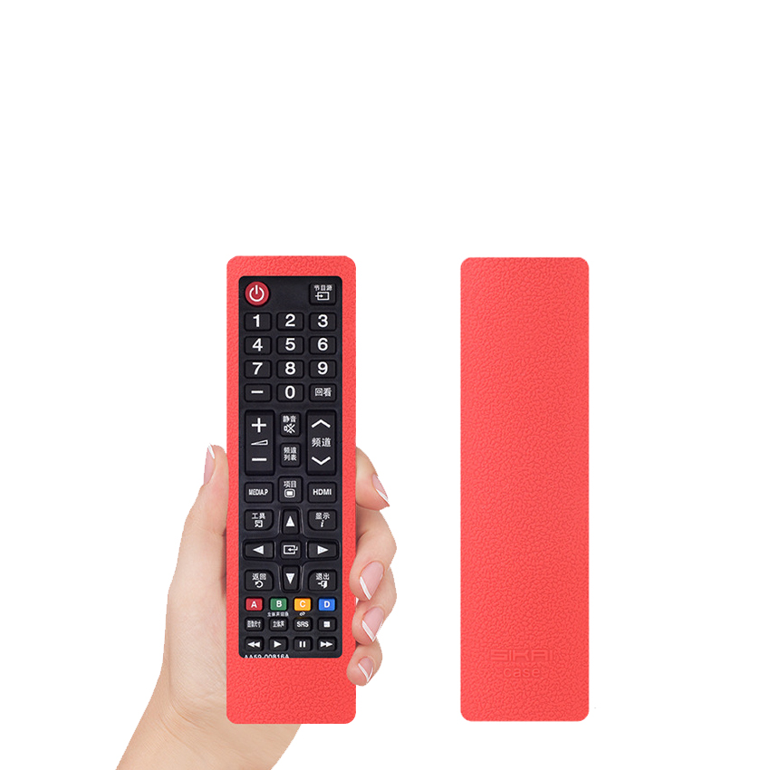 Details about Samsung TV AA59-00816A Remote Control Silicone Case Cover  Waterproof Sleeve