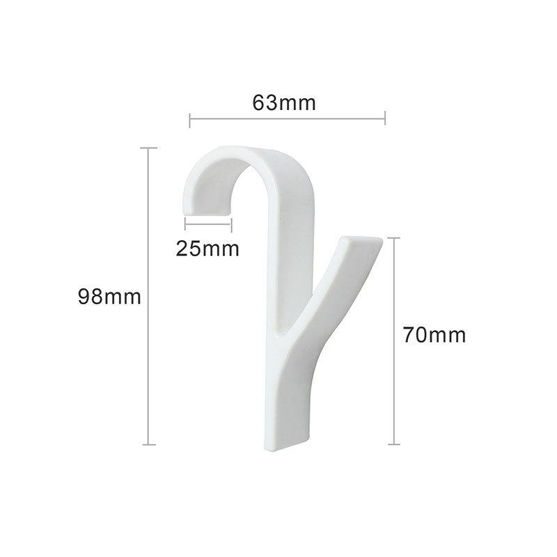8 X Handtuchhaken Rundheizkörper Handtuchhalter Heizung Haken Badheizkörper HR